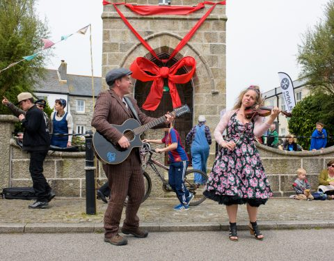 Town Clock Grand Finale, May 2016